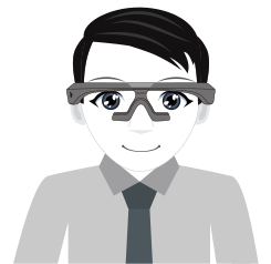 glasses use step1